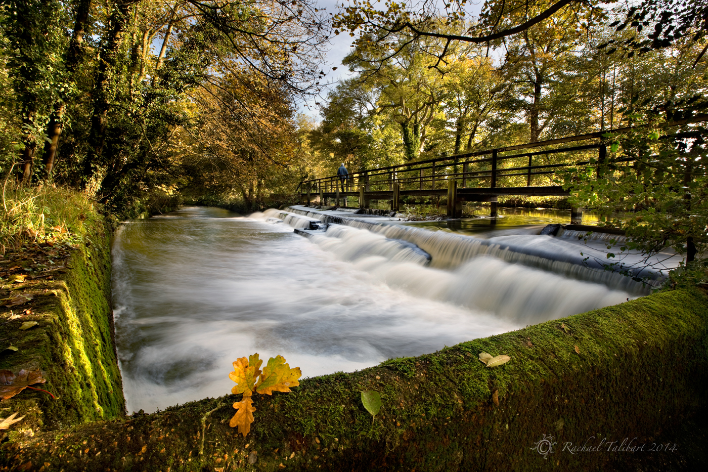 Coulson's Weir, Weybridge