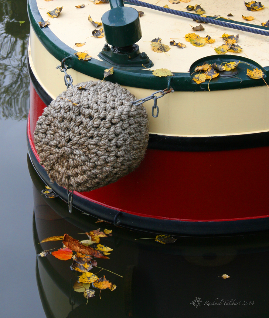 Narrowboat detail