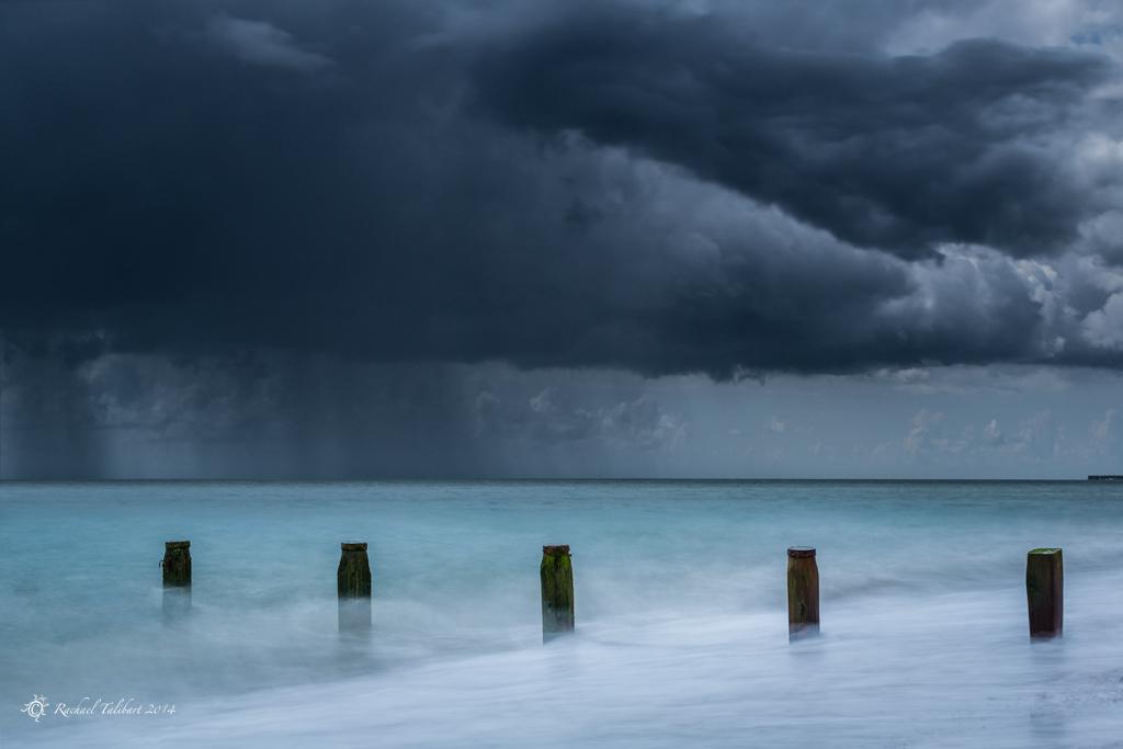 storm on coast