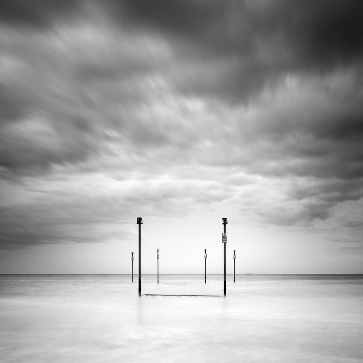 Shoreham, sticks